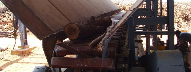Wood chip Handling