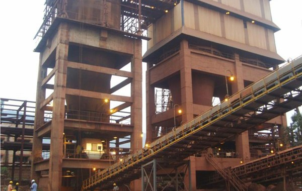 Bauxite Processing Plant