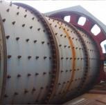 Ball Mill Erection